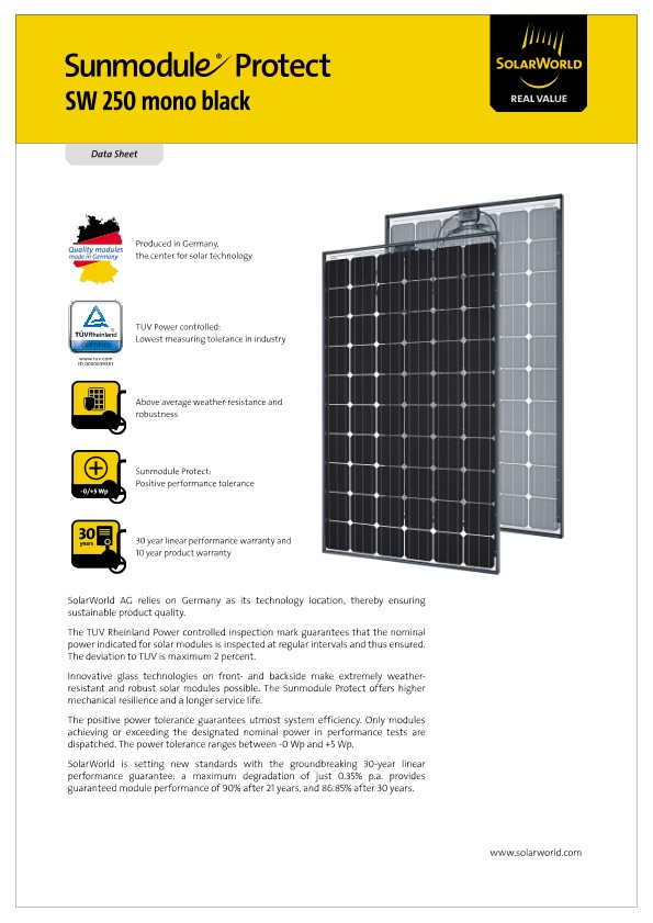 Solar Panels From Risen Energy 300w Solar Panels Amp Solar World 250 Watt Black Panel