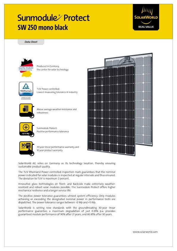 Solar Panels From Risen Energy 300w Solar Panels Amp Solar